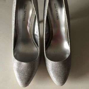 silver Heels CALL IT SPRING